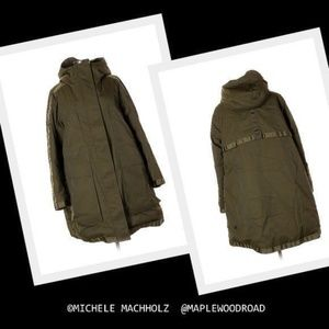 LULULEMON OUT IN THE ELEMENTS PARKA AE000